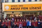 Antalya 2018 liselerin yüzdelik dilikleri 2018 EYP -EDP puanları