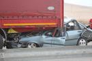 Feci kazada 19 araç birbirine girdi: Çok sayıda yaralı var!