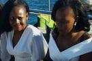 Ugandalı ikiz kız kardeşler İstanbul'da dehşeti yaşadı!