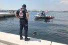 Kadıköy'de denize düşen kişi aranıyor