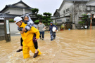Japonya'da sel felaketi! 15 ölü en az 45 kayıp