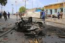 Somali'de Bakanlığa bomba yüklü araçla saldırı