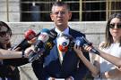 CHP'li Özel: Yemin töreninde ayağa kalkmayacağız