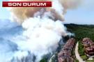 Mudanya'da orman yangını! Çevre illerden yardım istendi
