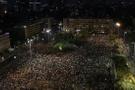 İsrail vatandaşı binlerce Filistinli ırkçı yasayı protesto etti