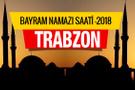 Trabzon 2018 Kurban bayramı namaz saatini diyanet açıkladı
