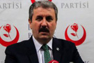 Mustafa Destici'den bayram mesajı
