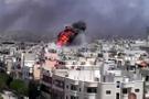 İsrail'den İran üstlerine füze saldırısı