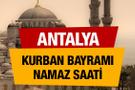 Antalya saat kaçta bayram namazını kılacak diyanet vakitleri