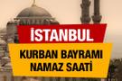 İstanbul Kurban bayramı namaz saati : 07:00