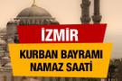 Diyanet İzmir Kurban bayramı namaz saati kaçta?