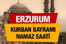 Erzurum Kurban bayramı namaz saati : 06:12