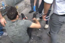 Taksim'de ortalık karıştı! Silahlar ateşlendi