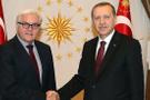 Erdoğan ile Steinmeier telefonla görüştü