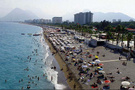 Büyükşehir projeleri bayramda rekor kırdı