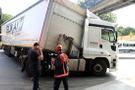 İstanbul'da trafiği kilitledi: 'Buranın yabancısıyım' dedi!