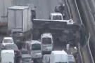 İstanbul'da E-5'teki kaza trafiği kilitledi