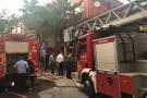 Ankara'da yangın ve patlama paniği!