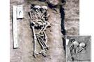 'Ölümsüz aşk' varmış dedirtti! 3 bin yıllık mezarda...