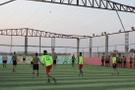 Skandal! YPG'liler ile ABD'li askerler halı saha maçı yaptı