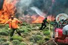 Yunanistan'da yangın faciası istifa getirdi!