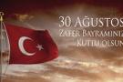 30 Ağustos mesajları resimli kısa kutlama sözleri