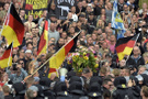 Almanya'da korkutan tırmanış: Chemnitz rüzgarı!