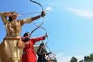 Kütahya'da '4. Geleneksel Türk Oyunları Festivali'