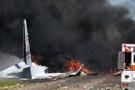 İsviçre'de uçak düştü! Çok sayıda ölü var