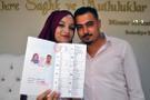 8.8.2018 'in ilk nikahı kıyıldı