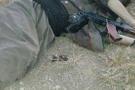 Kırsalda kadın teröristin cesedi bulundu