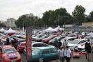Modifiye araç tutkunları Eskişehir 'de buluştu