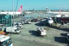 Atatürk Havalimanı'nda uçaklar çarpıştı