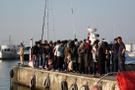 Çanakkale'de 116 kaçak göçmen yakalandı