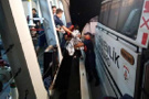 Bodrum açıklarında göçmen teknesi battı