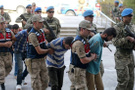 İki askeri şehit eden 9 PKK'lı tutuklandı
