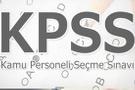 KPSS ortaöğretim sınav tarihleri 2018 ÖSYM takvimi