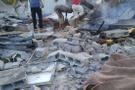 Mülteci kampına füze düştü: 4 ölü, 7 yaralı!