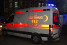 Gaziantep'te minibüs devrildi: 17 yaralı