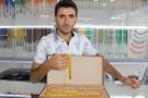 Diyarbakır'da 20 bin dolarlık tespih göz kamaştırıyor