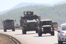 Askeri konvoy Hatay'dan geçti!