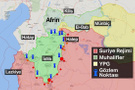 Rusya İdlib'i vurdu! 22 gün sonra ortalık kızıştı...