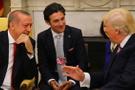 Trump'tan Erdoğan'a olay Patriot füzesi sorusu