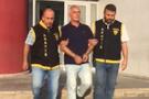71 yıl hapis kararıyla aranıyordu! Kapıcılık yaparken yakalandı