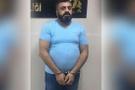 Kırmızı bültenle aranan PKK'yı yakalandı