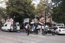 Ankara'da kanlı olay! Tartıştığı kadını vuran adam...