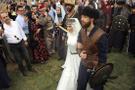 Eski Bakan Recep Akdağ'ın oğlu kayı düğünü ile evlendi