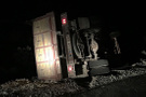 Tarım işçilerini taşıyan kamyon devrildi: 4'ü ağır 17 yaralı!