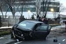 İstanbul'da caddeyi savaş alanına çeviren kaza