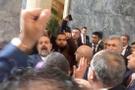 TBMM'de Erdoğan'ın korumaları ve HDP'liler arasında arbede